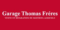 Thomas Frères S.A - Vente et réparation de matériel agricole (tracteurs, matériel de fenaison, labour, élevage (soin du bétail), matériel de traite