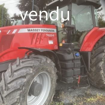 massey ferguson 7624 DYNA VT VENDU
